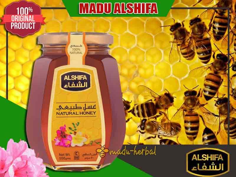 khasiat-madu-al-shifa-natural-honey-asli