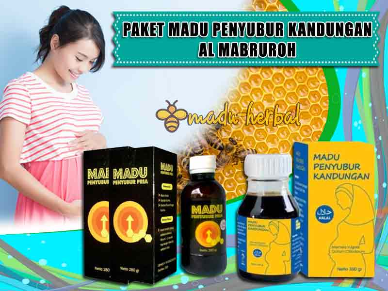 manfaat-madu-penyubur-kandungan-al-mabruroh-asli
