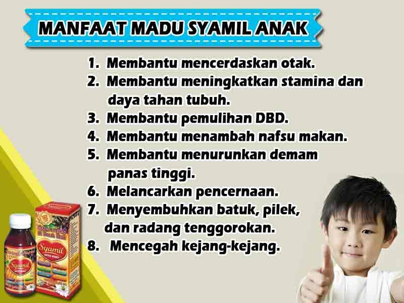 manfaat-madu-syamil-untuk-anak-dan-efek-samping