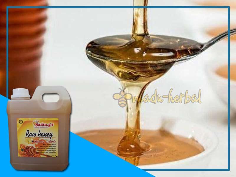 cara-minum-madu-kaliandra-dan-efek-sampingnya